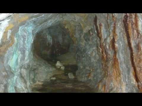 Maremma Tuscany Mine Tour with Potholers