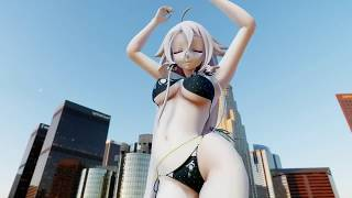 【MMD】Belly Dance | IA bikini