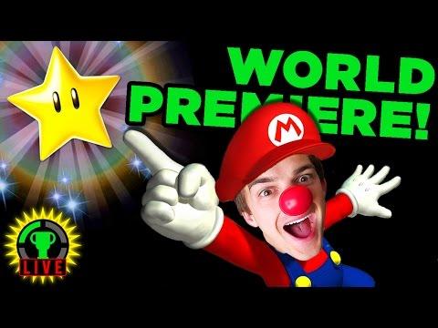 Mario Party Star Rush WORLD PREMIERE! (Feat. Andre the Black Nerd and RunJDRun)