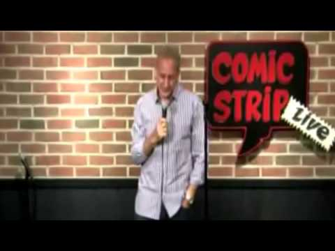 Peter Schiff's Stand-Up Comedy at NY's Funniest Reporter Show