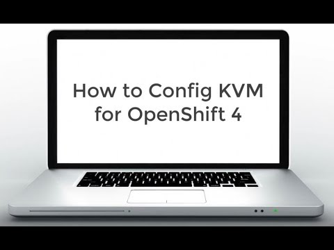 [BTBS] Openshift 4 - How to config Libvirt on Fedora 28 by Ansible