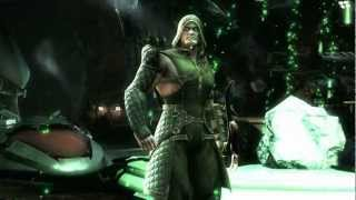 Injustice: Gods Among Us - Green Arrow