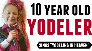 Yodeling in Heaven by Lexus Hirst #yodeler #bethwilliamsmusic #learntoyodel #howtoyodel #yodel