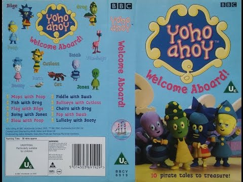 Yoho Ahoy - Welcome Aboard! [VHS] (2000)