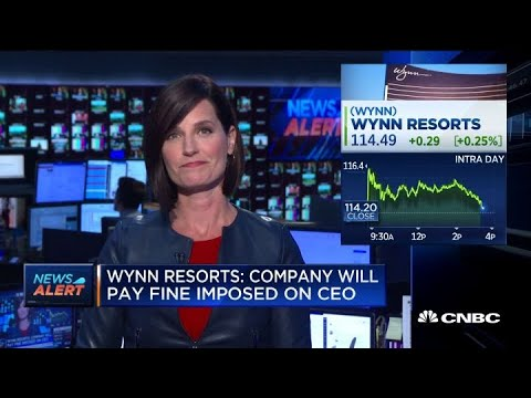 Wynn Resorts Won't Appeal Massachusetts Gaming Commission Decision