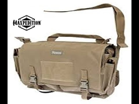 Maxpedition Larkspur Messenger Bag Three Year Review