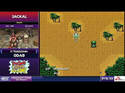 Jackal by toad22484 in 8:21 - SGDQ2017 - Part 64