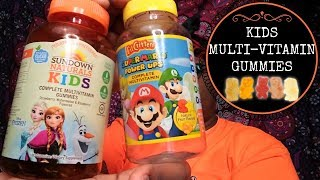 COMPLETE MULTIVITAMIN GUMMIES FOR KIDS   OVER THE COUNTER VITAMINS FOR KIDS   ONLY1 EMPO