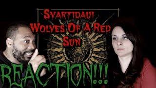 Christians React To Svartidauði - Wolves Of A Red Sun!!