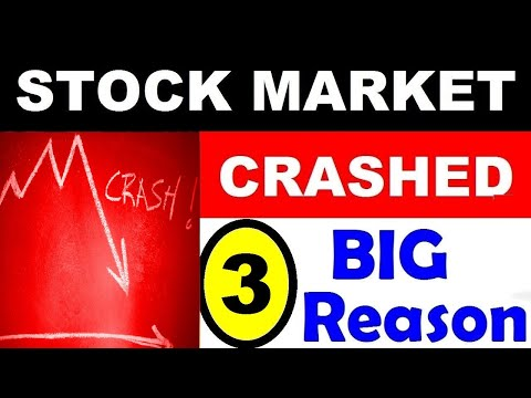 STOCK MARKET CRASH TODAY⚫SENSEX NIFTY CRASH TODAY⚫LATEST SHAREMARKET INDIA CHINA BORDER TENSION NEWS