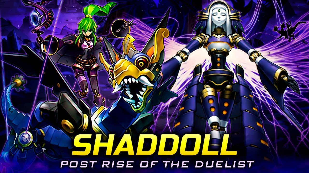 Deck Shaddoll Post Rise of the Duelist