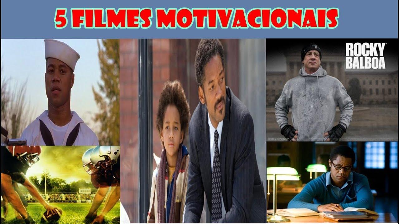 5 Filmes Motivacionais