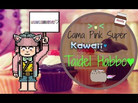 Cama super kawaii youtube for Cama kawaii