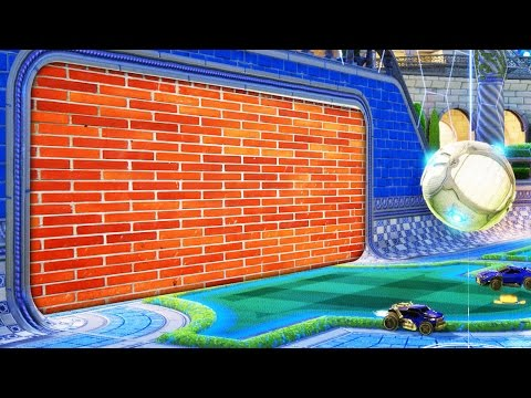 Rocket League - BRICK WALL - Competitive Ranked 3v3 PC Gameplay - E33 | Pungence