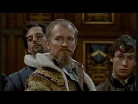 Volta between Elizabeth I & Robert Dudley - The Virgin Queen [BBC 2005]