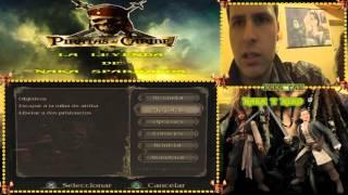 (EP.3) PIRATAS DEL CARIBE: La Leyenda De Jack Sparrow (CO.OP) PS2 / 2.0