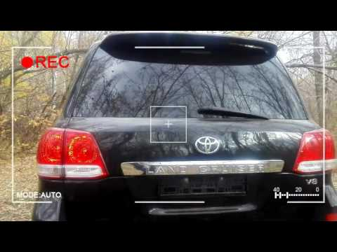 Toyota Land Cruiser с пробегом 2011 | Автомобили с пробегом ТТС .