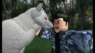 I'm in love with a fox - ROBLOX