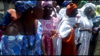 June 6th 2016 protest songs Gambia