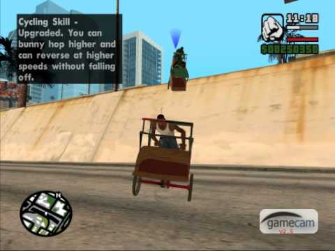 Balapan Becak Gta Part