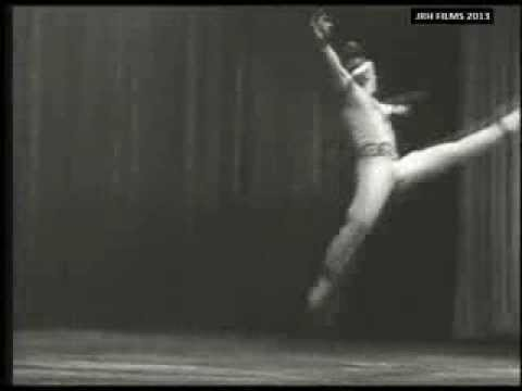Mikhail Baryshnikov  Competition and Concert Solos from 'La Bayadère' Moscow 1969