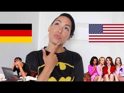 GERMANY VS AMERICA||HIGHSCHOOL