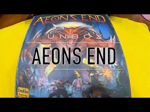 Unbox!! Aeons end #ใครอยากตีบอสเชิญมาทางนี้ |