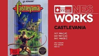 Castlevania retrospective: Vlad tidings   NES Works #040