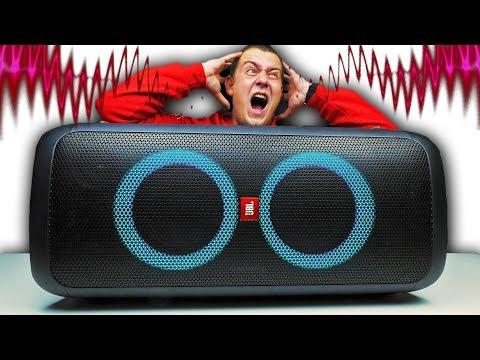 Лучшая Портативная Колонка JBL!!?? JBL PartyBox 300