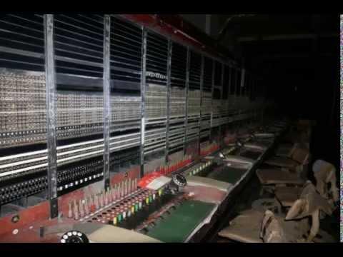 DJ Alex R - Subterfuge In Corsham: Burlington Nuclear Bunker (Dark D'n'B & Neurofunk Video Mix)
