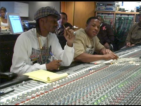 In The Lab - feat. Dr. Dre & Snoop