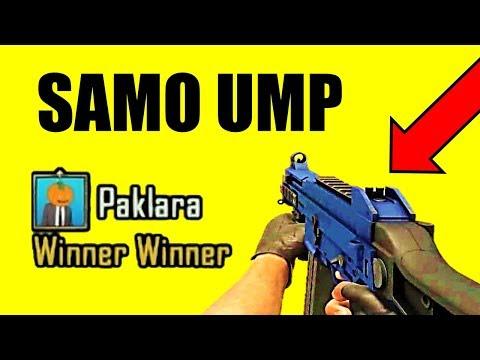 SANHOK IZAZOV - KORISTIM SAMO UMP [PUBG]