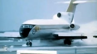 "FAA Boeing 727-030 - ""Wet Runway Tests"" - 1973"