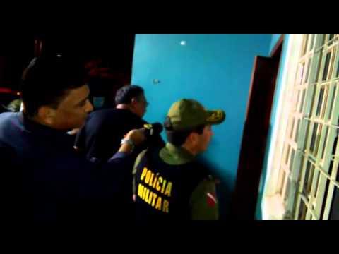 Assaltantes invadem Residencia em Santarem-pa