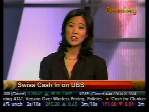 Swiss Cash In On UBS - Bloomberg