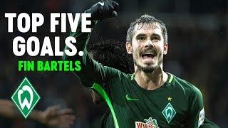 TOP 5 Tore von Fin Bartels | SV Werder Bremen