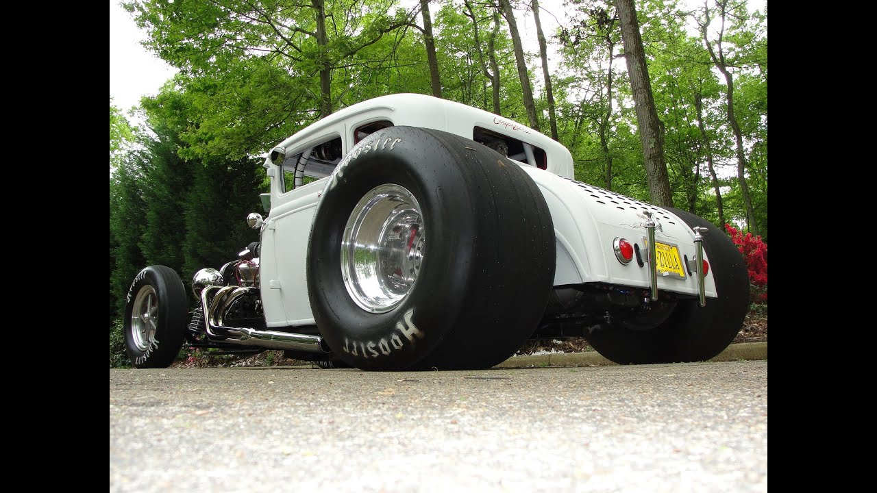 Coupezilla Horsepower Hot Rat Rod 31 Ford Pro