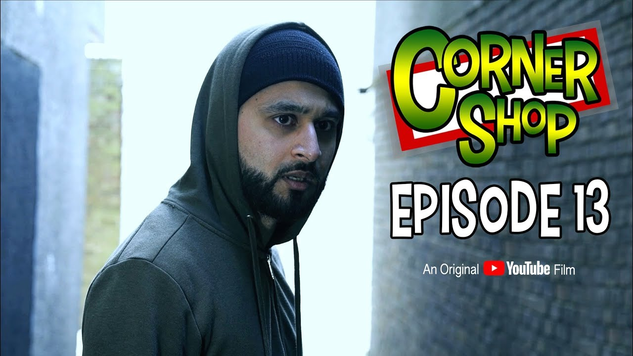 "CORNER SHOP | EPISODE 13 ""Zombies on The High Street"" [An Original YouTube Film]"