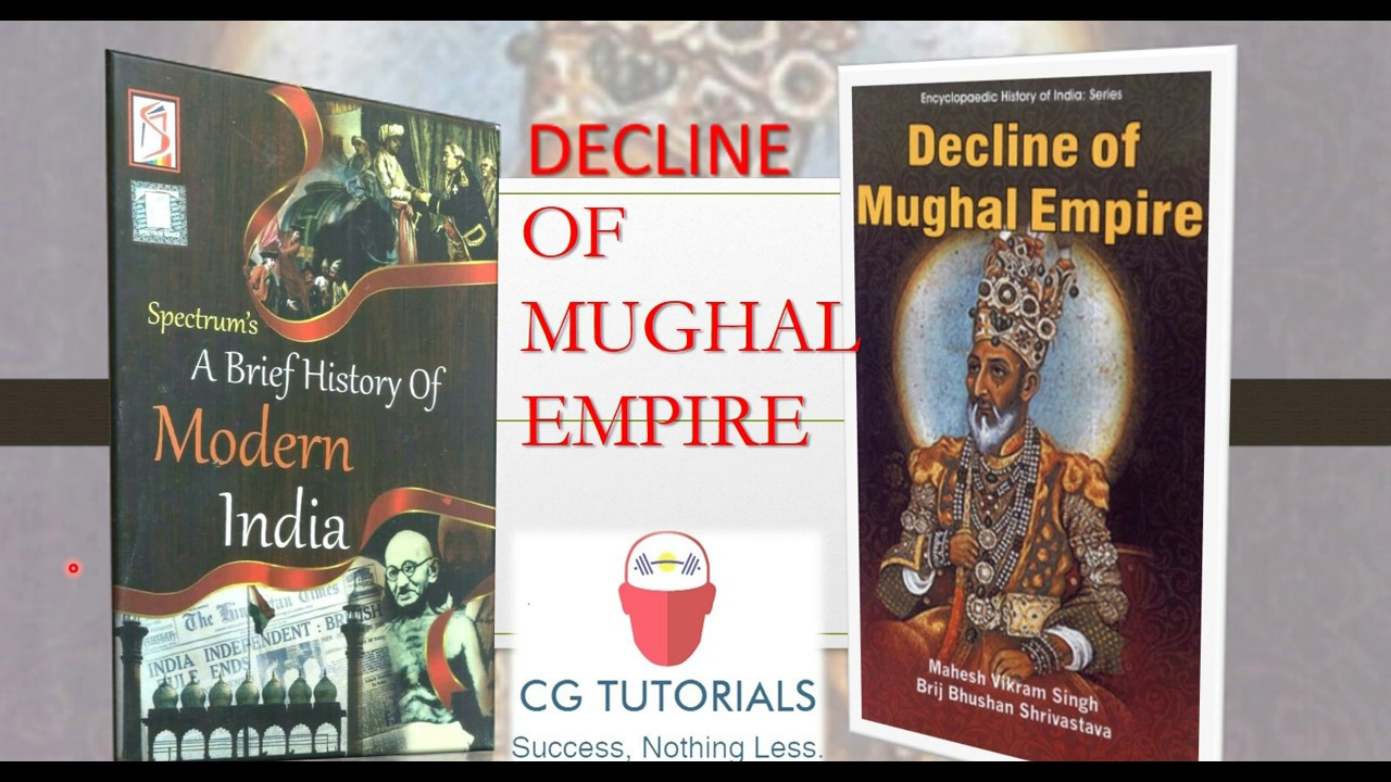 decline of mughal empire in india
