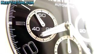 Montblanc Timewalker XL Chronograph (Caliber 7753)