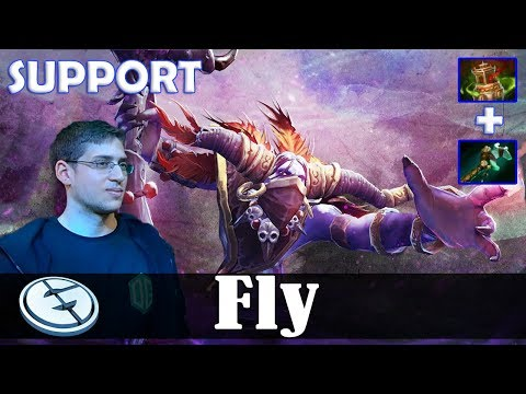 Fly - Witch Doctor Safelane | SUPPORT | Dota 2 Pro MMR Gameplay