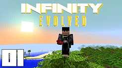 Minecraft Mods FTB Infinity Evolved Expert Mode Single Player