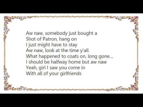 Chris Young - Aw Naw Lyrics