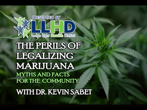 The Perils of Legalizing Marijuana with Dr. Kevin Sabet