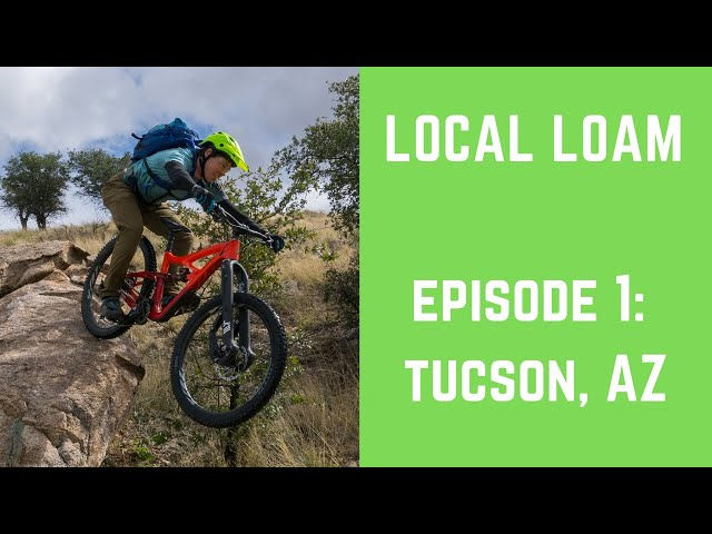 Kooky Tooky! Mountain biking Tucson, Arizona with TORCA
