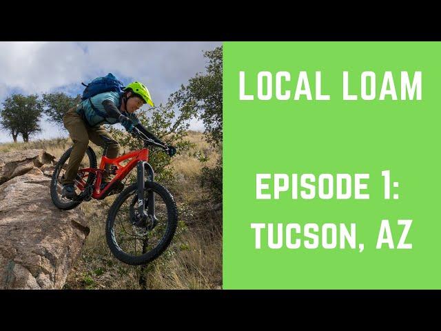 Kooky Tooky! Mountain biking Tucson, Arizona with TORCA