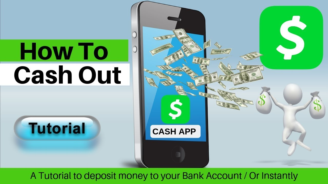 How To Cash Out On Cash App A Tutorial To Transfer Money From Cash App To  Bank Account