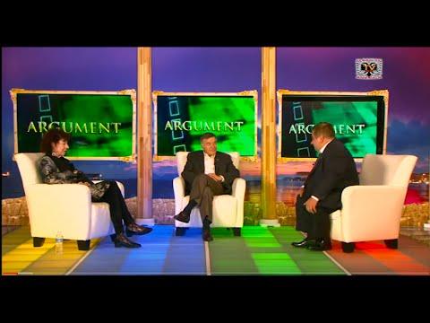 AACL in Michigan - Joe & Shirley DioGuardi Interview ALB US-TV Oct. 19, 2015