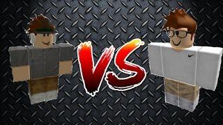 ZACH_KUN VS YOSOYTACO - WHO WILL WIN? (Roblox Mad Games)