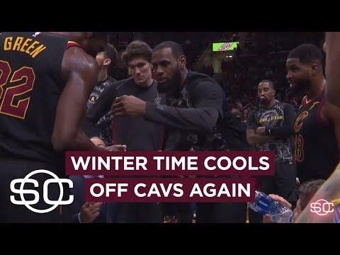 Cavaliers hitting winter slump  again  SportsCenter  ESPN